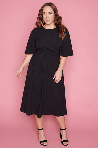 Lulu Black Dress