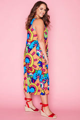 Leanne Rainbow Robot Dress