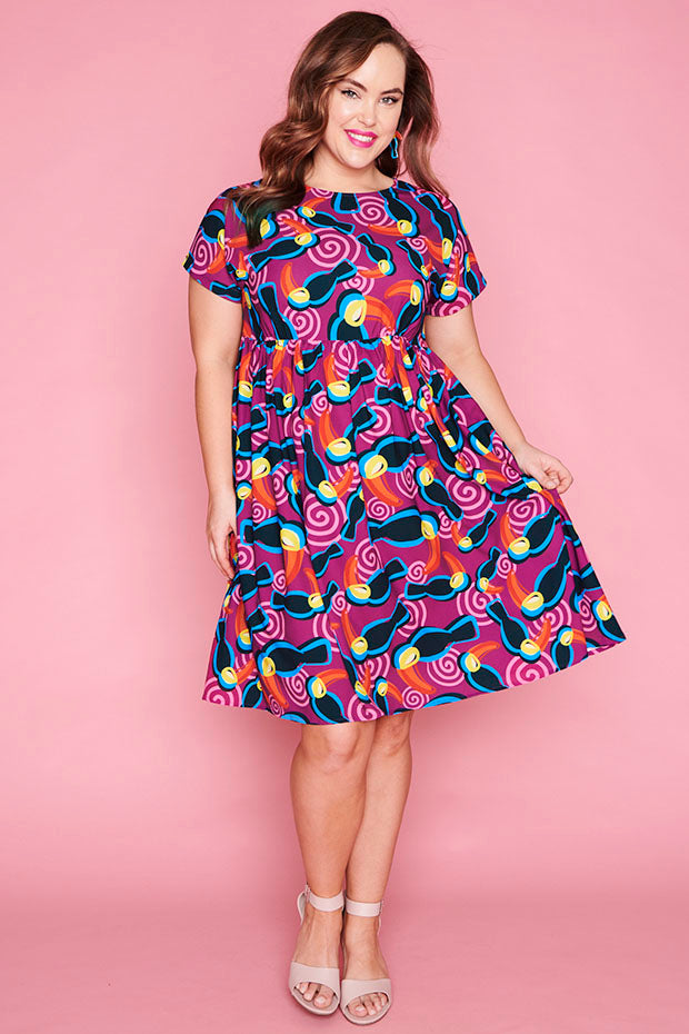 Bam Toucan Do It Dress