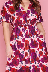 Marley Floral Romance Dress