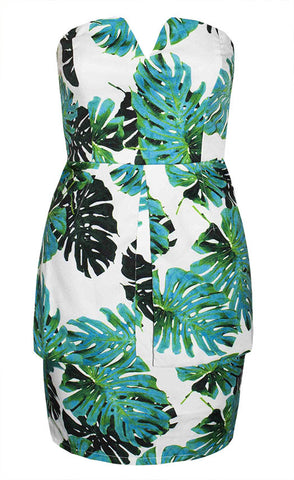 Ariana Tropical Dress