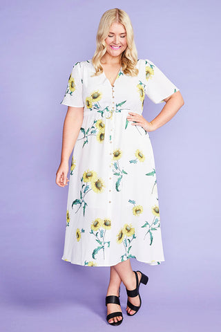 Marley Sunflower Dress