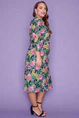 Florentine Native Flora Dress