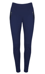 Ambition Navy Leggings