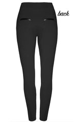 Ambition Black Leggings