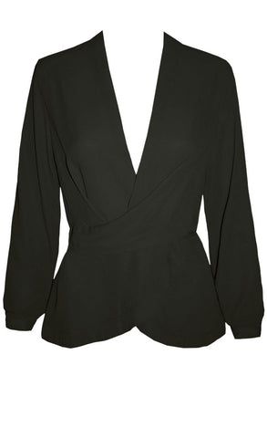 Crossfire Black Blouse