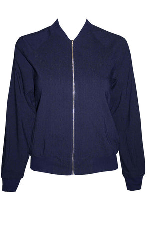 Street Cred Navy Jacket