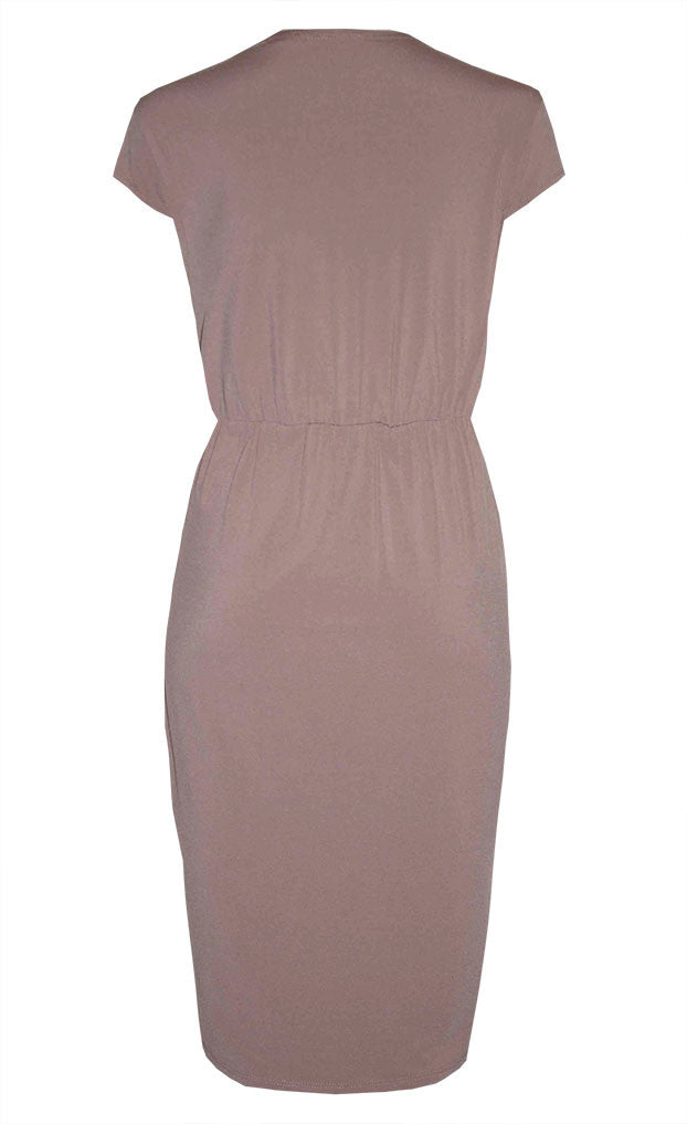 Sophia Dusty Pink Dress