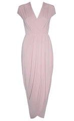 Juliet Pink Maxi Dress