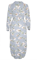 Claudia Grey Floral Dress
