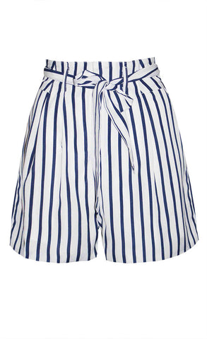 Joanne Stripe Shorts