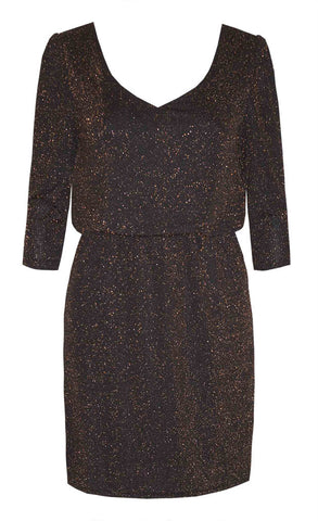 Spectacle Bronze Dress