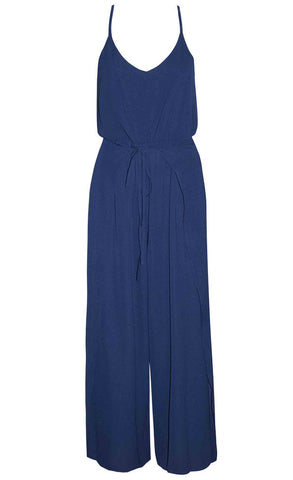 Atmosphere Navy Jumpsuit