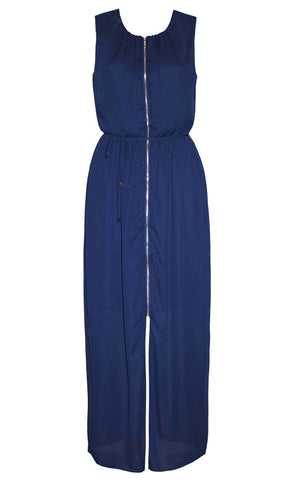 Marianne Navy Dress