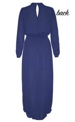 Rosie Navy Dress