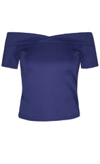 Sweet Talker Navy Top