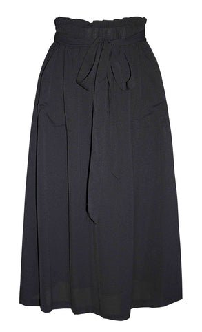 Natasha Black Skirt