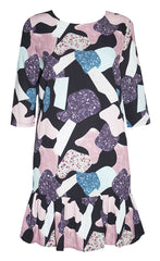 Chloe Abstract Dress