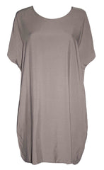 Staple Taupe Dress