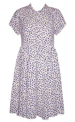 Frankie Pink Leopard Dress