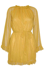 Tabitha Mustard Dress