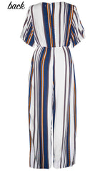 Molly Stripe Jumpsuit