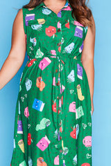 Elizabeth Bookworm Dress