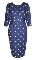Carol Polka Dot Dress