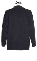 Seattle Black Pearl Knit