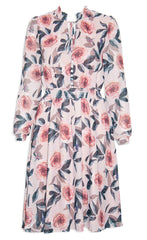 Trixie Beige Floral Dress