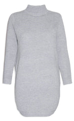 Cosy Up Grey Knit