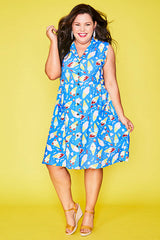 Sweetie Blue Creamy Ice Dreamy Dress