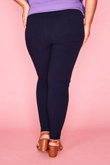 Turner Navy Jeggings
