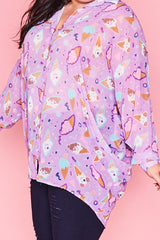 Bliss Lilac Creamy Ice Dreamy Shirt