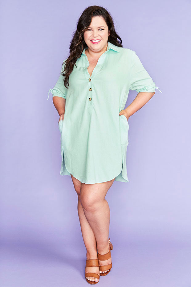 Sunday Brunch Mint Dress