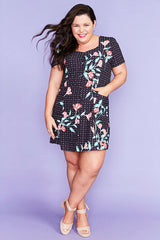 Archie Spotty Floral Dress