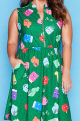 Oscar Bookworm Dress