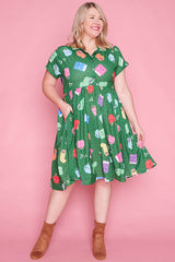 Frankie Bookworm Dress