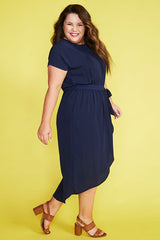 Soul Mate Navy Dress