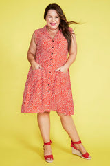 Sweetie Red Spots Dress