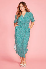 Rebecca Green Spots Dress