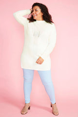 Jemima Cream Knit