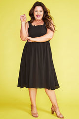 Wallflower Black Dress