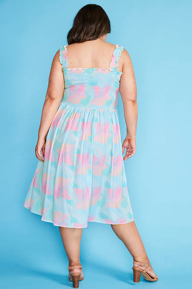 Wallflower Rainbow Cloud Dress