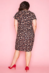 Eternity Leopard Print Dress