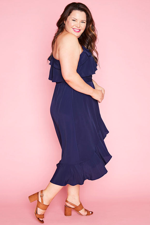 Hamptons Navy Dress