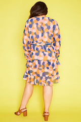 Eve Abstract Dress
