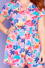 Vacation Aloha Baby! Playsuit