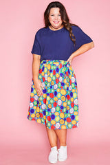 Ada Fruit Slice Skirt