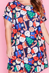 Wayward Kawaii Kristmas Dress